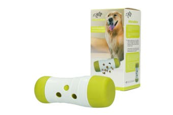 Dog Treat Frenzy Roll Interactive Toys Dispenser Feeder Toy All For Paws Pet Cat