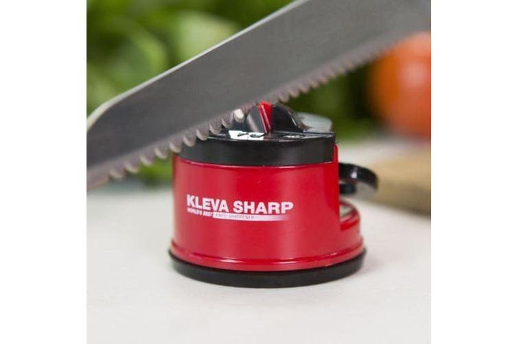 Kleva Sharp Diamond Knife Sharpener For Knives Blades Scissors Tools