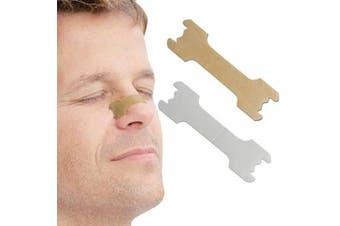 50 Pack Anti Snoring Nasal Strips | Sleep Aid Breathe Better Stop Snore