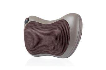 Pillow Cushion Massager Heat Vibration Kneading Massage - Car Home Office