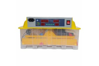Automatic 48 Egg Incubator + Accessories Hatching Eggs Chicken Quail Duck Goose