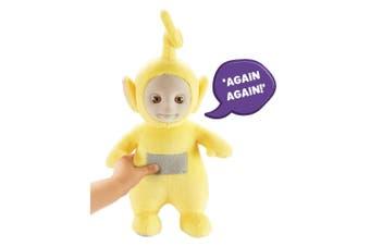 Teletubbies Talking Laa-Laa Yellow Soft Toy
