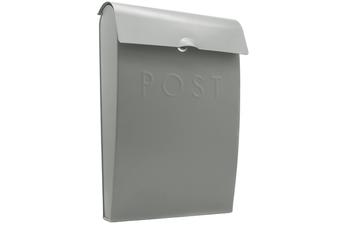 Wall Mounted Post Box | M&W Grey New