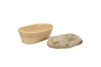 Bread Proofing Basket Banneton Lame | M&W Oval