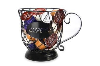 Coffee Mug Storage Basket | M&W