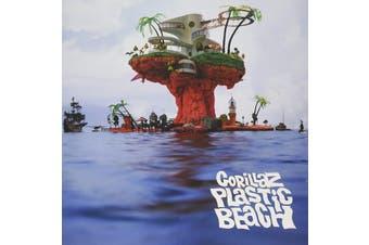 Gorillaz - Plastic Beach Vinyl