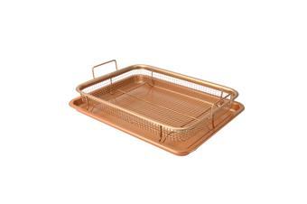 Copper Crisping Basket & Baking Tray | M&W
