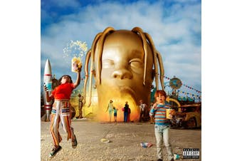 Travis Scott - Astroworld Vinyl