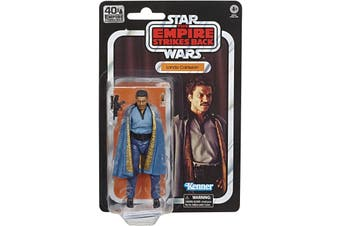 Lando Calrissian (Star Wars) Black Series 40th Anniversary Retro Action Figure