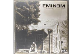 Eminem ‎– The Marshall Mathers Vinyl