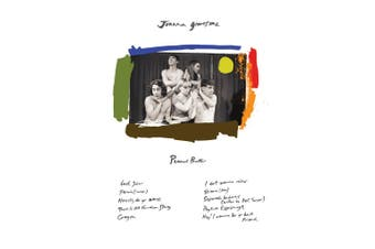 Joanna Gruesome ‎– Peanut Butter Limited Edition Pink Vinyl