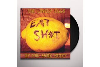 The Lovely Eggs ‎– If You Were Fruit Limited Edition Vinyl