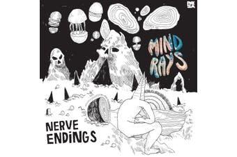 Mind Rays – Nerve Endings Vinyl