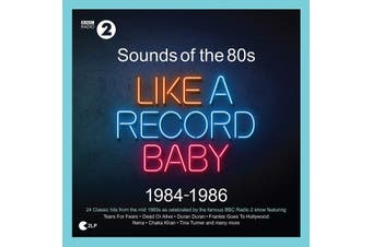 Various Artists ‎– Sounds Of The 80s Like A Record Baby (1984-1986) Vinyl