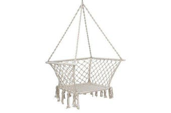 Swing Hammock Chair Cream