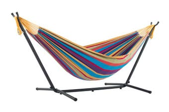 Hammock With Stand Combo Tropical