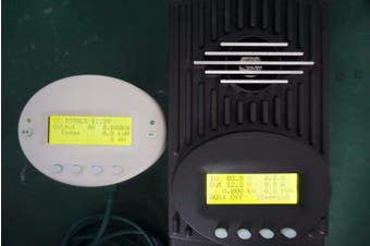 60A MPPT Regulator Charge Controller For Outback Offgrid Solar Panel Power