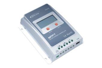 40A Tracer MPPT Solar Charge Controller Regulator LCD Solar  12v24v Battery
