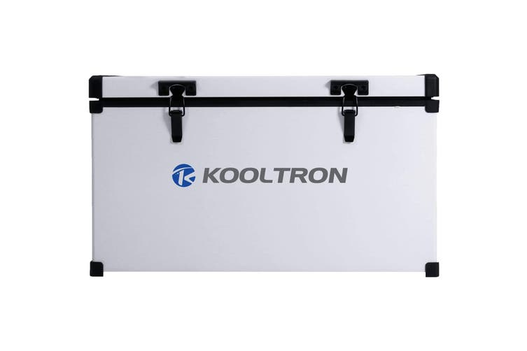 Kooltron Low Profile 72L 82L Portable Fridge / Freezer Camping 12v 24v 240v - 82L Single Compartment Single Door