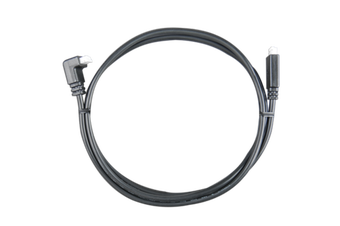 Victron Energy VE Direct Cable 1.8m (One Side Right Angle Connector)