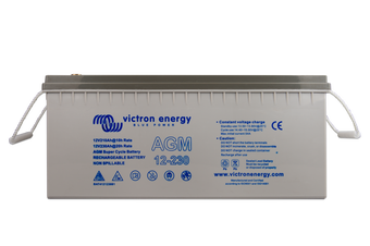 Victron Energy AGM Super Cycle Battery 25 Ah