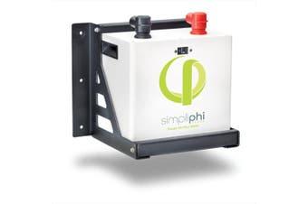 SimpliPhi PHI Lithium Ferrous Phosphate (LFP) Battery 2.7kWh 48V Battery Bank