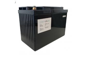 Power Plus LiFe 1213N N70 12v 100ah IP52 Lithium Battery with inbuilt BMS