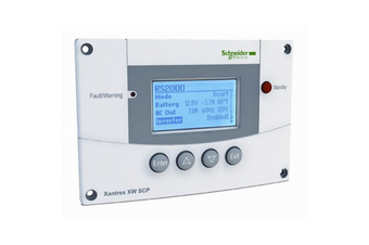 Schneider Conext System Control Panel (SCP+)