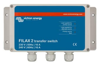 Victron Filax-2 230V/50Hz-240V/60Hz Automatic Transfer Switch