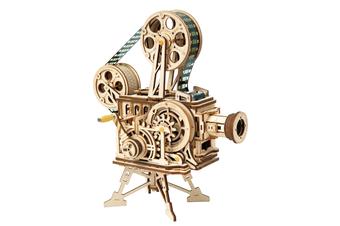 Robotime 3D Puzzle Movie Projector - Vitascope