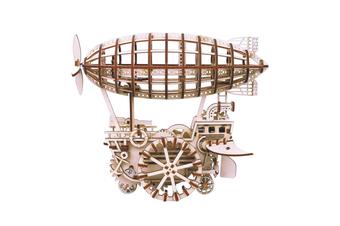 Robotime 3D Puzzle Movement Assembled Wooden Air Vehicle