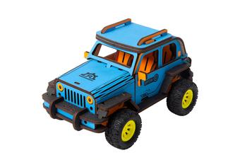 Robotime Inertia Power Vehicles Off-Road Jeep