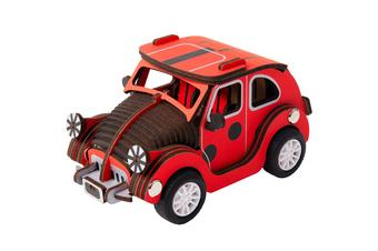 Robotime Inertia Power Vehicles Beetle Car