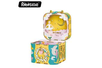 Robotime Music box - Dream Series - Dancing Ballerina