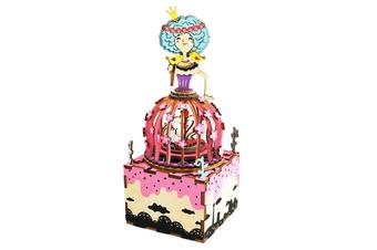 Robotime DIY Music Box-Princess