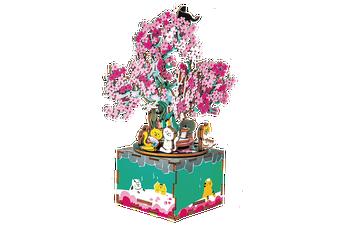Robotime Cherry Blossom Tree