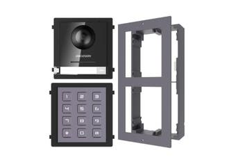 Hikvision 2nd Gen IP Intercom Kit