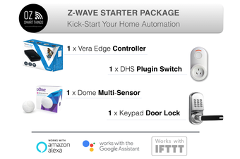 Smart Home Kit Starter Package