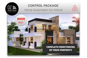Short Stay Rental Control Package