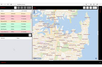 Tracker and Smartphone Tracking Software