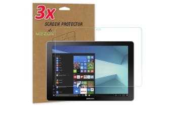 "[3 Pack] Samsung Galaxy Book 10.6"" Anti-Glare Matte Film Screen Protector by MEZON (Book 10.6"", Matte)"