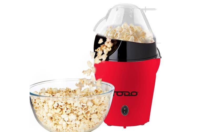 TODO Popcorn Maker Countertop Snack Hot Fresh Electric Popcorn Machine Kitchen Appliance