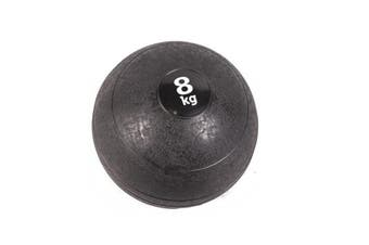8kg Medicine Ball Slam Ball Crossfit Weight Training Yoga Fitness Lifting