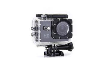 1080P Full Hd Sports Camera 30M Waterproof Loop Rec A9 Black