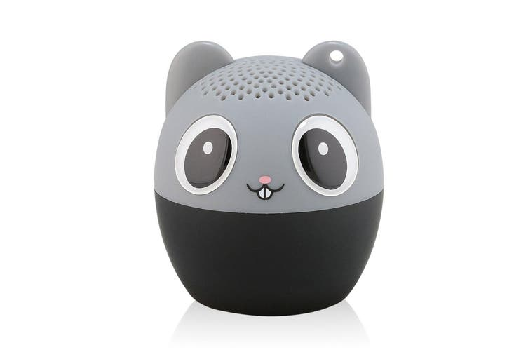 Bluetooth V4.1 Mini Animal Speaker Portable Rechargeable Handsfree Shutter Mouse