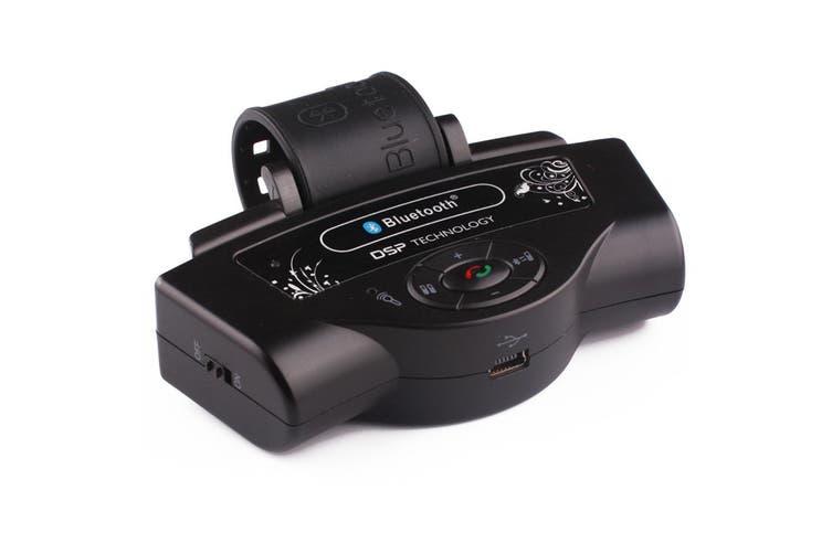 Bluetooth V2.0 Handsfree Wireless Steering Wheel Car Kit Full Duplex Dsp Bt8109B