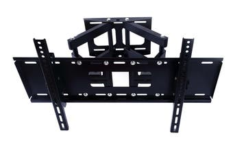"32"" - 70"" Tv Wall Mount Bracket Dual Arm W/ 30° Tilt 180° Swivel Vesa Compliant"