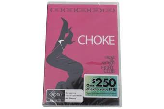 Choke (Sam Rockwell, Anjelica Huston, Kelly Macdonald, Chuck Palahnuik) - Dvd