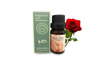 Aroma Diffuser Fragrance Oil Home Aromatherapy 10ml - ROSE