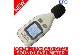 Digital Sound Level Meter 30Dba ~ 130Dba ±1.5Db Decibels Max Hold Gm1351